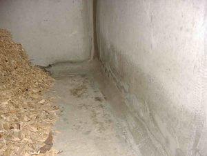 Abdichtung Boden Wand Anschluss