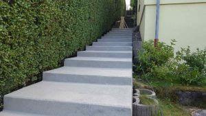 Treppensanierung